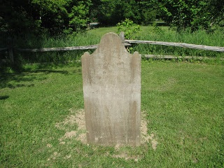 Thomas Ross Tombstone